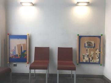 Spielzeug für Wartezimmer